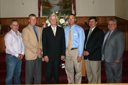 Pastor Search Committee and Bro. Steve Skaggs